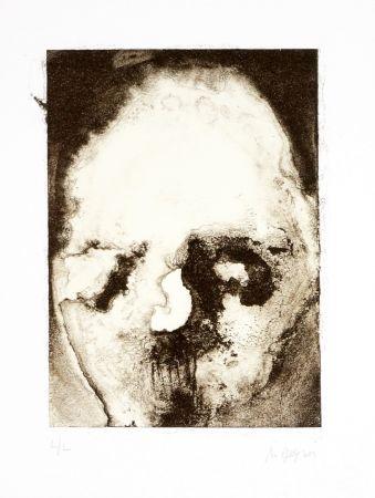 Lithograph Ferré - Portrait 7