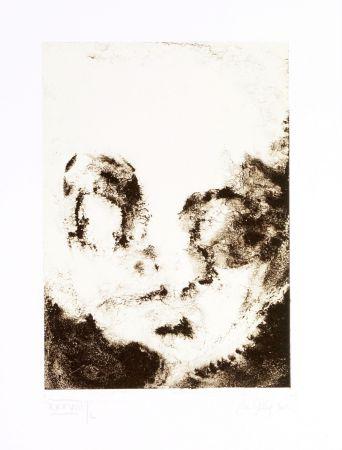 Lithograph Ferré - Portrait 8