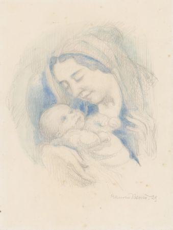 No Technical Denis - Portrait d'Antoine Poncet dans les bras de sa mère Anne-Marie