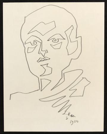 No Technical Cocteau - Portrait of a Man