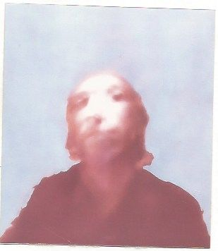 Screenprint Hamilton - Portrait of the Artist Francis Bacon