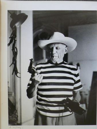 Photography Picasso - Portrait par André Villers