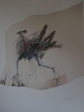 Lithograph Cesar - Poulette