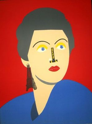 Lithograph Arroyo - POUR FREDERIC