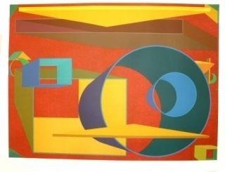 Lithograph Held - Pradorama