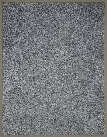 Screenprint Dubuffet - Prairie de Barbe, 1960