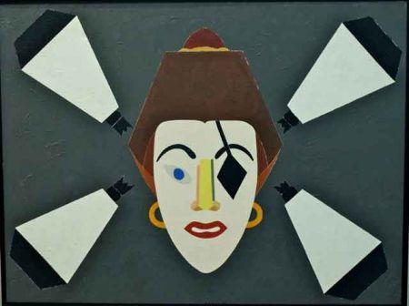 Lithograph Arroyo - PRINCESA DE EBOLI