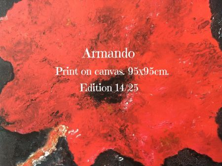 No Technical Armando - Print on cavas