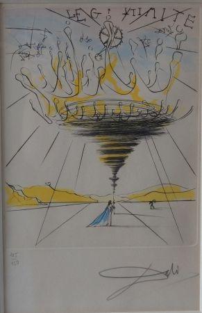 Engraving Dali - Procès en diffamation - Légitimité