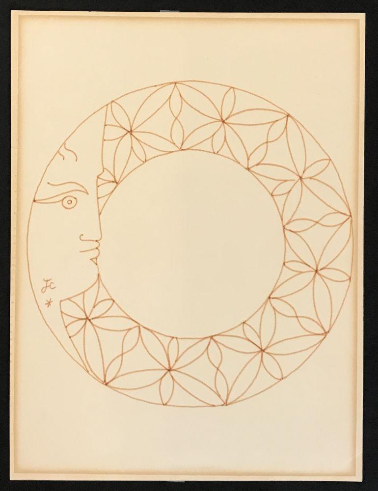 No Technical Cocteau - Profile in Circle
