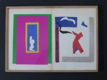 Lithograph Matisse - Programme pour