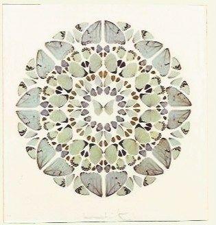 Screenprint Hirst - Psalm Print, Exaudi, Domine (Diamond dust)