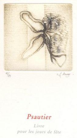 Illustrated Book Deux - Psautier