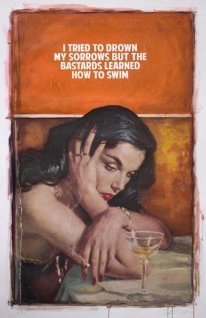 No Technical The Connor Brothers - Pulp Fiction Series - Drowned Sorrows