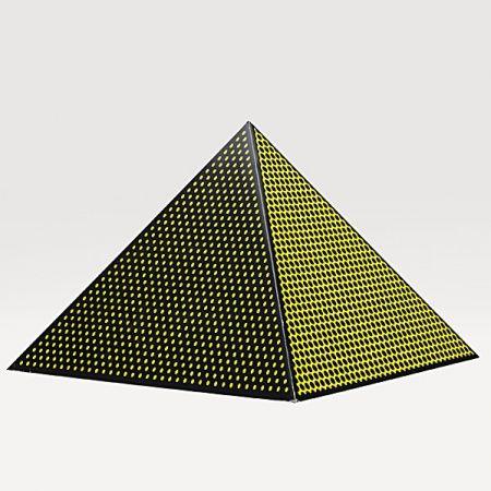 Screenprint Lichtenstein - Pyramid