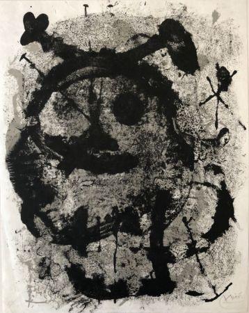 Lithograph Miró - Quelques fleurs pour des amis
