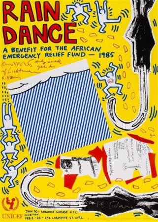 Offset Haring - Rain dance