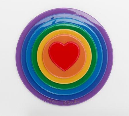 No Technical Blake - Rainbow Target