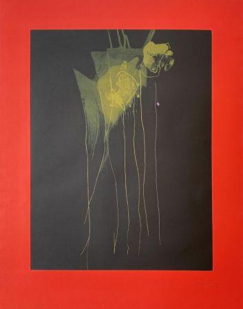 Lithograph Frankenthaler - Ramblas