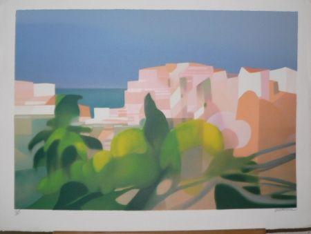 Lithograph Defossez - Rayon de soleil.