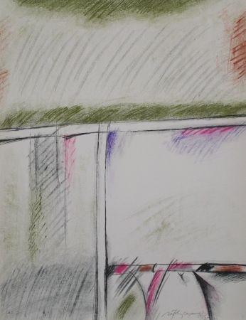 Lithograph Ràfols Casamada - RC-2