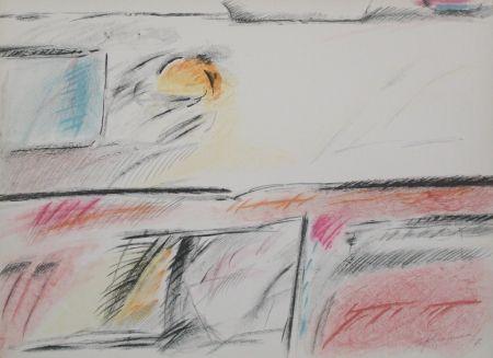 Lithograph Ràfols Casamada - RC-8
