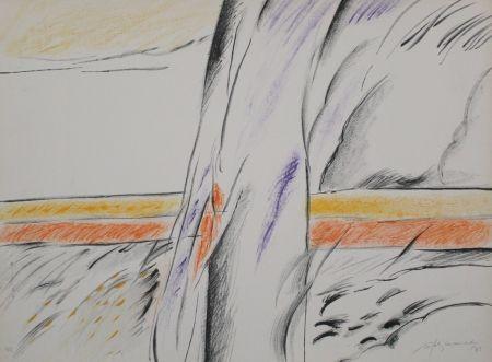 Lithograph Ràfols Casamada - RC-9