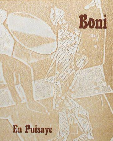 Illustrated Book Boni - Recyclage