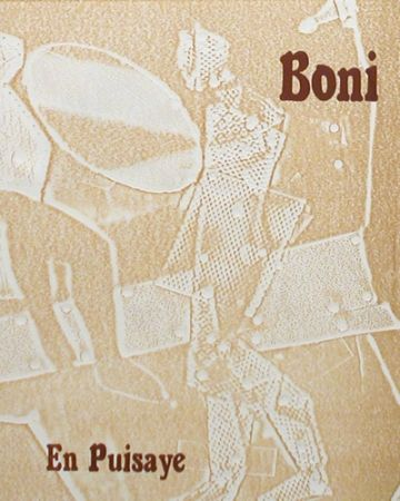 Illustrated Book Boni - Recyclage