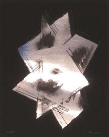 Screenprint Taride - Reflets