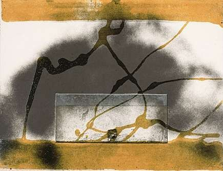 Etching And Aquatint Tapies - Regalim
