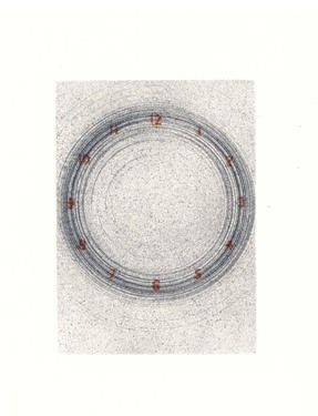 Etching And Aquatint Ruscha - Reloj