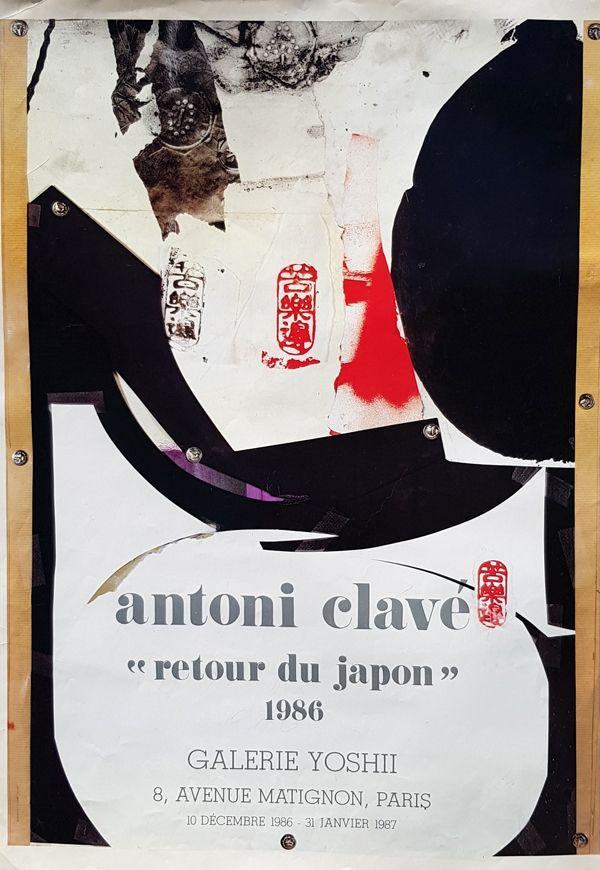 Offset Clavé - Retour Du Japon