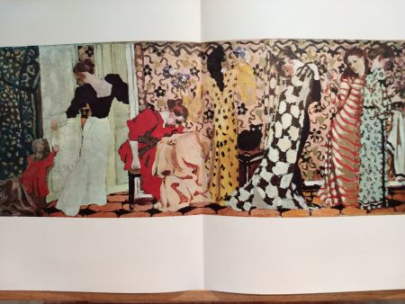 Illustrated Book Bonnard - Revue blanche