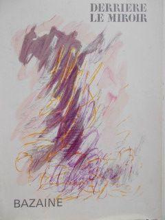 Illustrated Book Bazaine - Revue DLM  Numero 170
