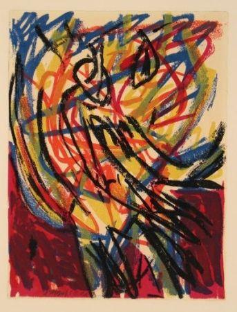 Lithograph Appel - Rhapsodie de ma nuit
