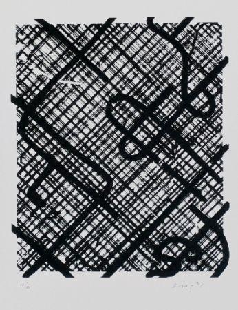 Lithograph Moses - Ricco-Trac