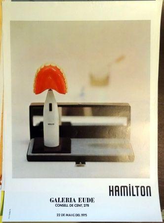 Poster Hamilton - Richard Hamilton Eude