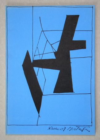 Illustrated Book Mortensen - Richard Mortensen