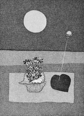 Engraving Gulino - Ricordi di una notte