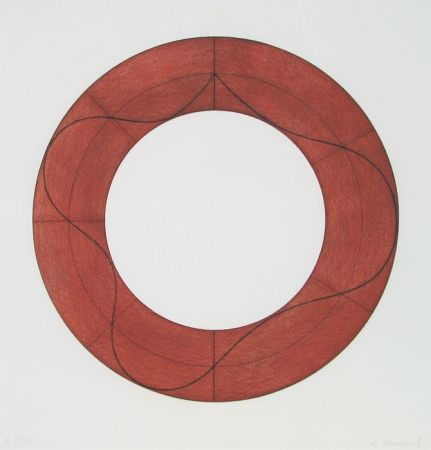Etching Mangold - Ring Image A