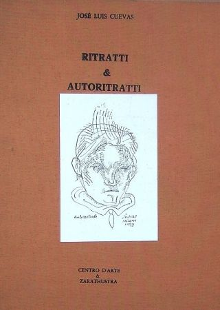 Illustrated Book Cuevas - Ritratti & Autoritratti