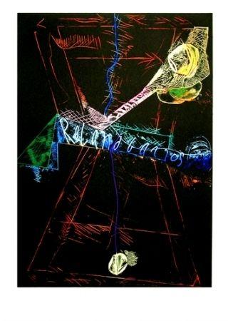 Etching And Aquatint Telemaque - Roland Garros II