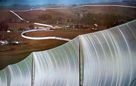 Offset Christo - Running fence