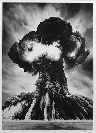 Photography Longo - RUSSIAN BOMB (SEMIPALATINSK)