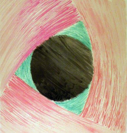 Lithograph Survage - Rythmes colorés 1