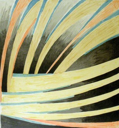 Lithograph Survage - Rythmes colorés 2