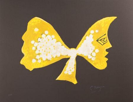 Lithograph Braque - Séléné