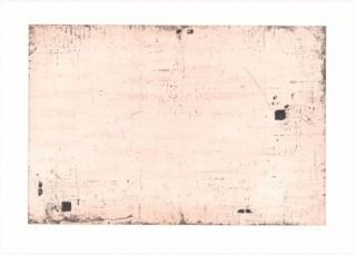 Lithograph Brinkmann - Série Barcelone VI
