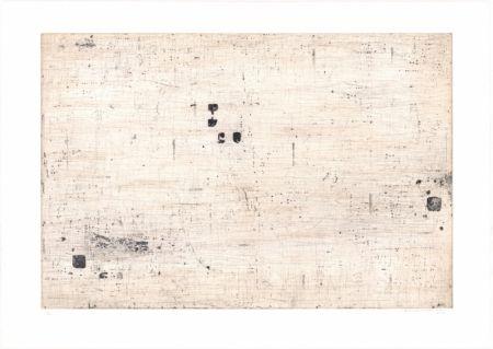 Lithograph Brinkmann - Série Barcelone VII
